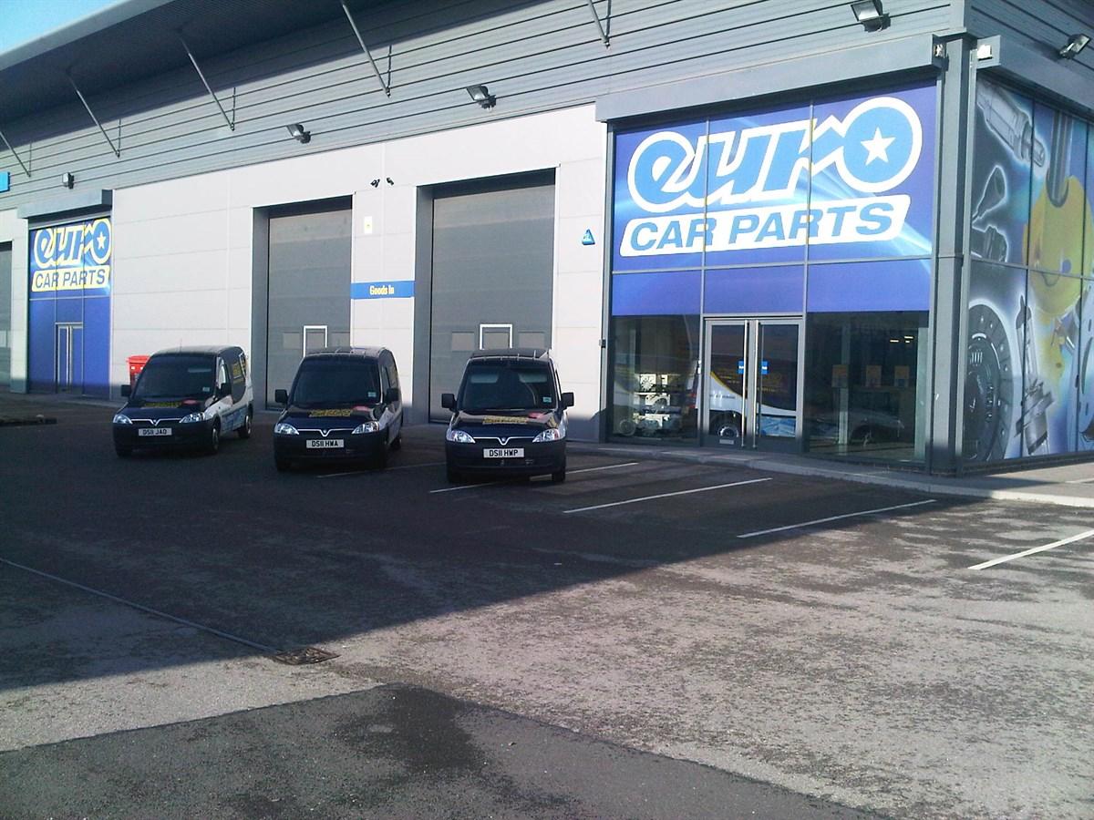 Euro Car Parts Opens Three New Branches Fleet News Fleet