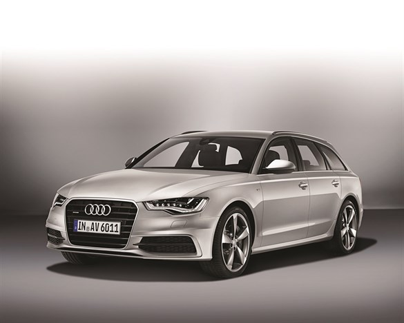 first drive audi a6 avant 2 0 tdi se multitronic fleet news review company car reviews. Black Bedroom Furniture Sets. Home Design Ideas