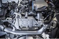 New Mercedes-Benz diesel engine, Mercedes-Benz.