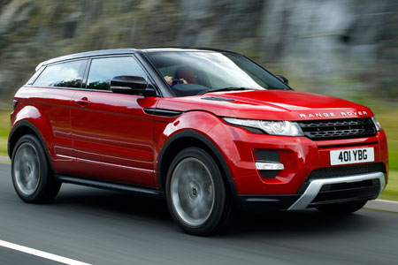 Driven: Range Rover Evoque 2.2 ED4 Pure - Fleet News Car Review | Company Car Reviews