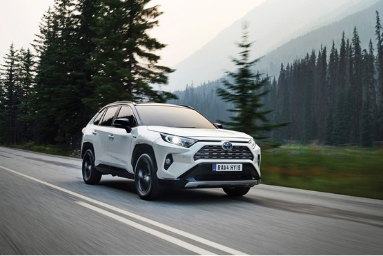 Toyota RAV4 first drive | Hybrid SUV offers a tempting all-round