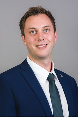 Chris Miller, chief executive, ABAX