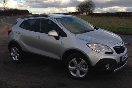 Our fleet Vauxhall Mokka 17 CDTi Tech Line  Company Car Reviews