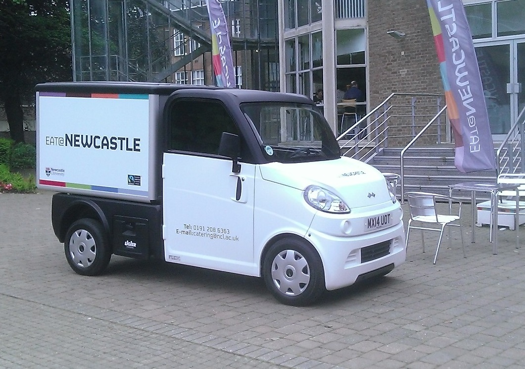 ePower Trucks sells its first road-legal electric truck