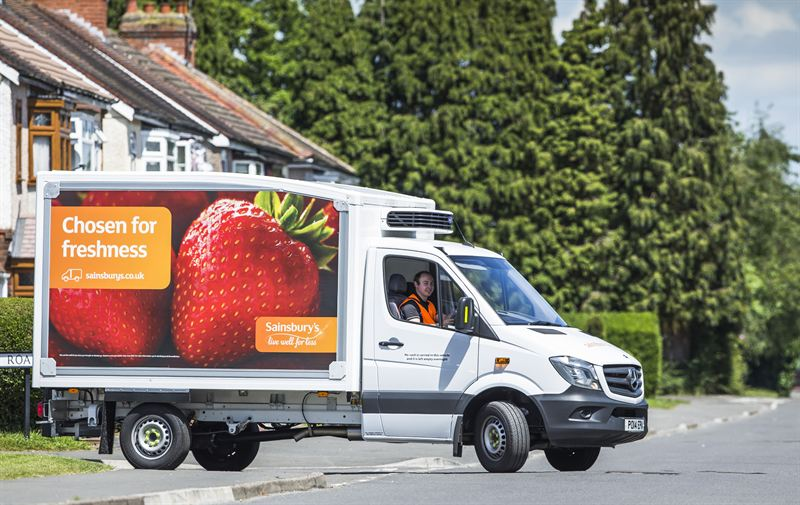 Fraikin Signs Sainsbury S Fleet Management Contract Van News