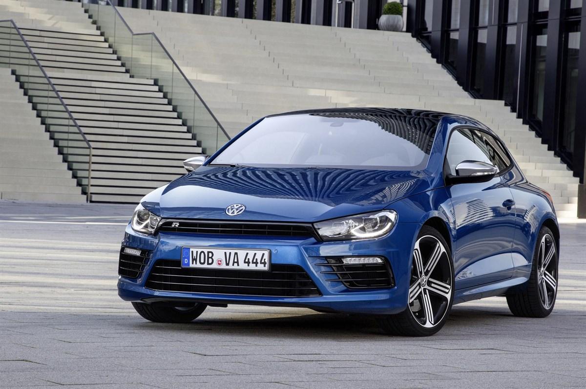 Road test Volkswagen Scirocco 20 TDI 150 R Line car review