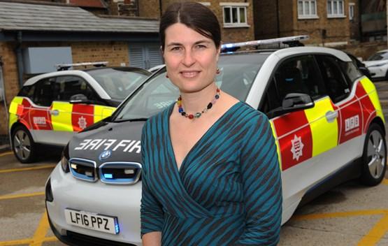 London Fire Brigade Car Fleet Goes Electric Fleet Profiles