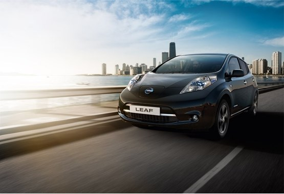 Nissan Leaf Black Edition Goes On Sale In UK, Priced From £26890