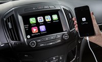 Vauxhall Insignia Apple CarPlay