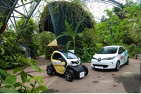 Renault The Eden Project