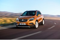 Vauxhall Mokka, connected cars, Vauxhall OnStar.