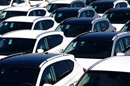 UK new cars fleet cars car fleet
