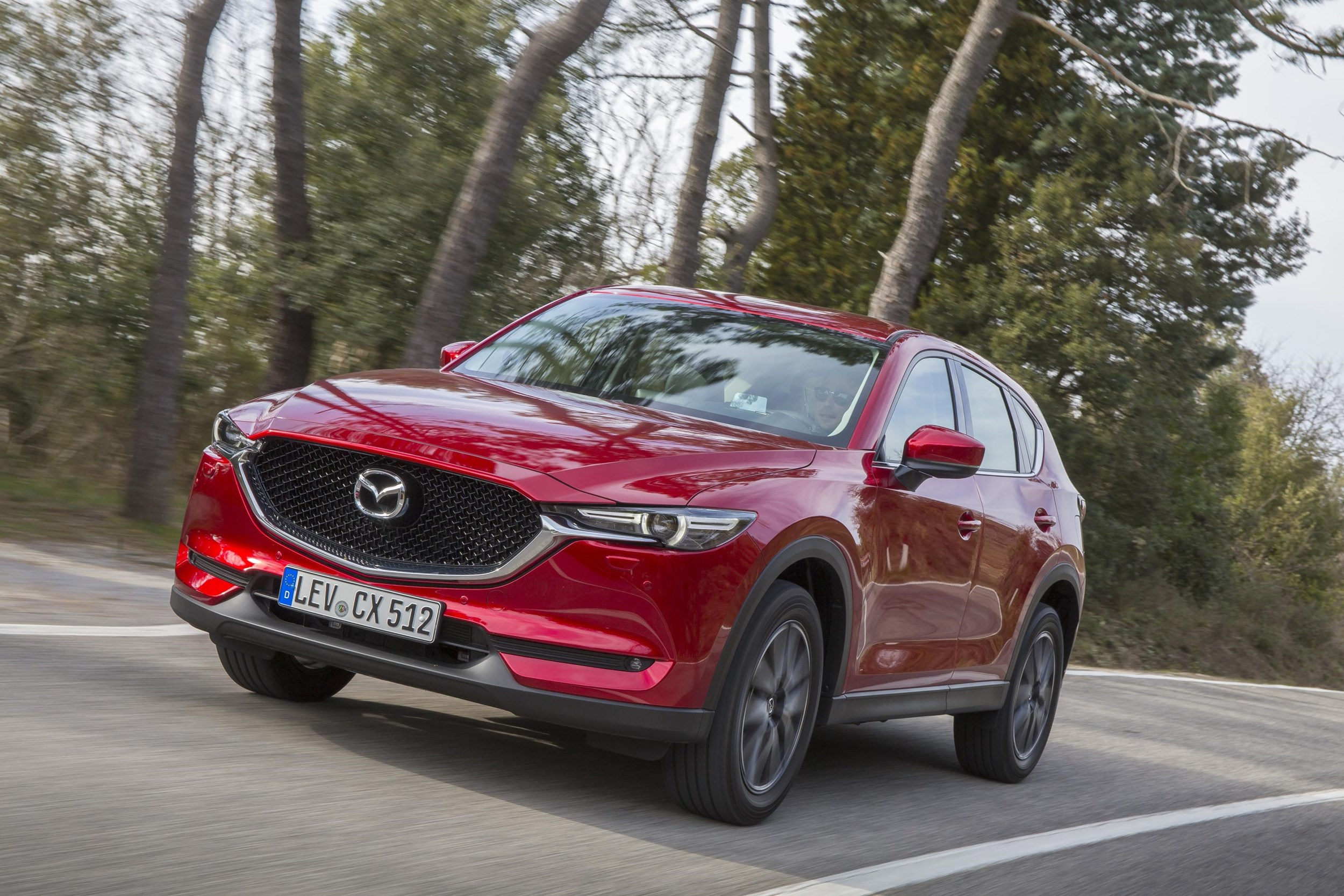Adver Mazda S All New Cx 5