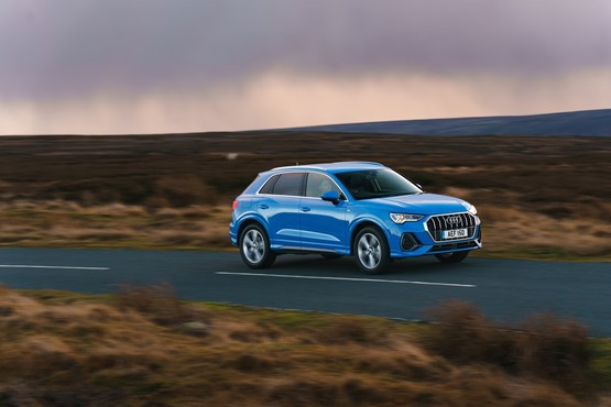 Audi Q3 First Drive User Choosers Will Lap Up New Model Company