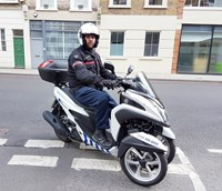 Auto Windscreens rapid response scooter