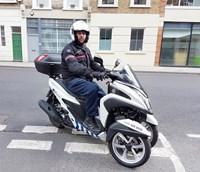 Auto Windscreens rapid response scooter