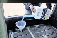 Adblue refill Volkswagen Tiguan