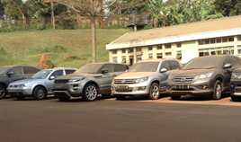 stolen cars Uganda APU