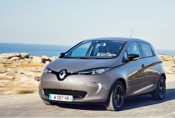 First Drive Renault Zoe Signature Nav Electric Car Review