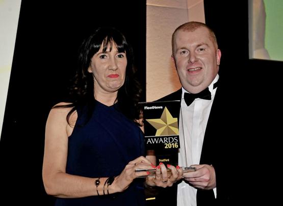 TrustFord Award
