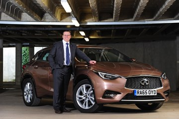 Barry Beeston Infiniti