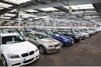 BMW sale, Manheim Colchester