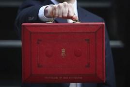 Chancellor's briefcase