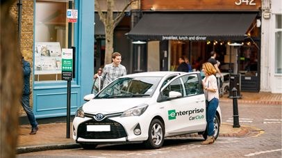 Enterprise Car Hire Cambridge Uk