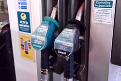 Fuel prices, pump prices