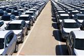 UK cars new cars fleet cars
