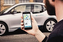 DriveNow, BMW and Sixt, car sharing service, car club.