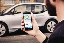 DriveNow, BMW and Sixt, car sharing service, car club.