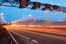 Transport Select Committee, all-lane running, smart motorways