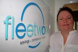 Fleetworx Jodie Pritchard head of operations