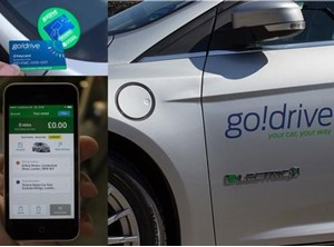 Ford offers Londoners GoDrive car sharing service
