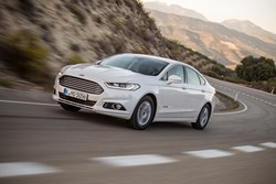 emissions error for Ford Mondeo hybrid, Ford mondeo hybrid emissions.
