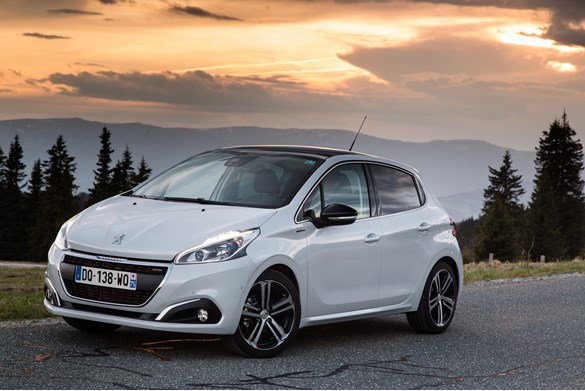 first drive: peugeot 208 1.2 5dr active 82 car review | company