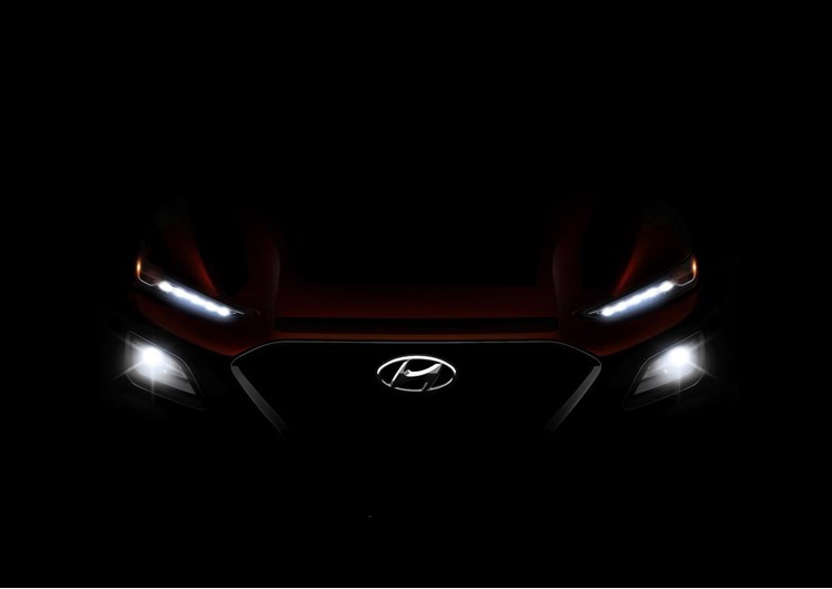 Hyundai Kona teased… again (with video this time)