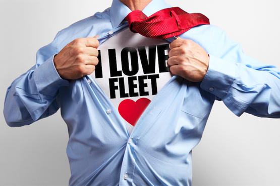 I love fleet