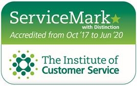 Inchcape Service Mark customer service