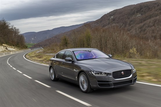 Jaguar Xe Company Car Tax