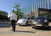 Jason Smith Manchester MET university fleet assistant