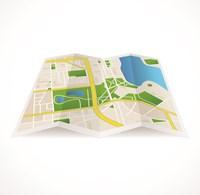 map mileage capture roads