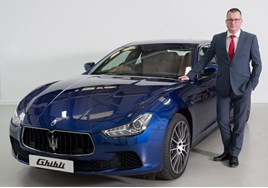 Maserati Howard Dalziel