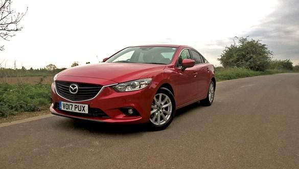 Mazda6 2.2D 150 SE-L Nav