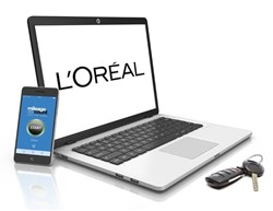 L'Oreal chooses MileageCount mileage management package