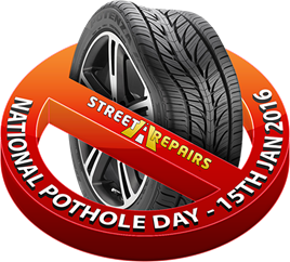 National Pothole Day 2016
