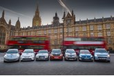 Fleets lead the way in adoption of electric vehicles, says government
