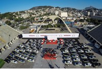 Olympic fleet, Nissan Olympic fleet, Nissan.