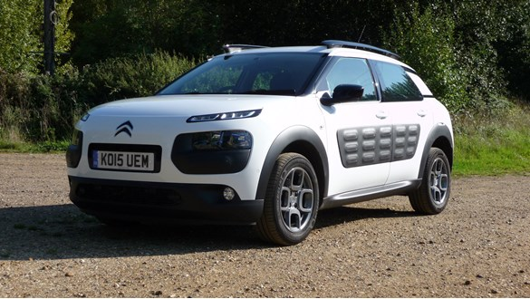 our fleet citro n c4 cactus 1 6 feel bluehdi car review. Black Bedroom Furniture Sets. Home Design Ideas